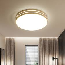Modern LED Ceiling lights iving room luminaires Iron acrylic fixtures ...