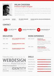 Stunning Examples of Creative CV Resume   UltraLinx UltraLinx