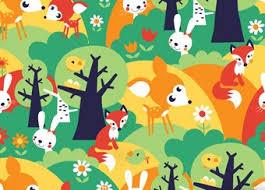 Afbeeldingsresultaat voor bos met kinderen