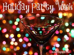 elle sees beauty blogger in atlanta holiday party week silver holiday party week silver bell nails