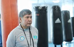 Kazakh <b>national boxing team</b> holds joint training camp in capital ...