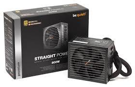 Обзор <b>блока питания be quiet</b>! Straight Power 10 800W СM ...