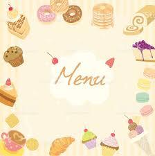 menu cafe beige background stock vector art istock 1 credit