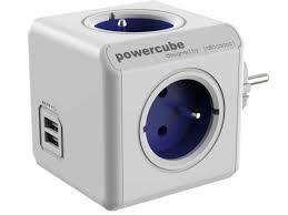 Купить <b>Разветвитель Allocacoc PowerCube Original</b> с <b>USB</b> ...