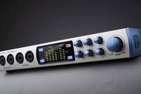 NAMM 2018: <b>аудиоинтерфейсы PreSonus</b> 1810 и <b>1824</b>