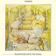 <b>Genesis</b> - <b>Selling England</b> By The Pound (1973, Vinyl) | Discogs