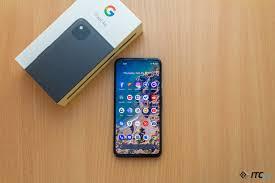 Обзор <b>смартфона Google Pixel</b> 4a - ITC.ua