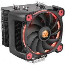 <b>Кулер Thermaltake Riing</b> Silent 12 Pro Red CL-P021-CA12RE-A