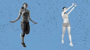 <b>8</b> Workout Moves for a Stronger <b>Body</b> in Two Weeks | Glamour