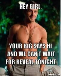 Big Little Reveal on Pinterest via Relatably.com