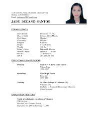 examples of resumes simple example resume how to make a modeling 85 stunning sample simple resume examples of resumes