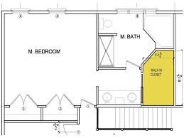 Plan Closet Door Frame Size Roselawnlutheran - Standard master bedroom size