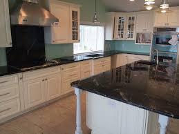 Titanium Granite Kitchen Green Granite Countertop