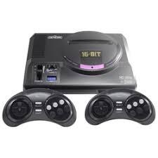 «<b>Игровая приставка Sega Retro</b> Genesis HD Ultra (50 игр ...