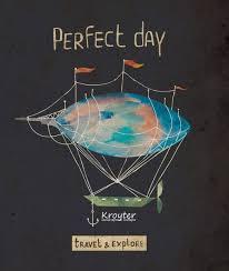 <b>Kroyter Тетрадь</b> общая <b>Perfect</b> Day 48 листов в клетку — купить в ...