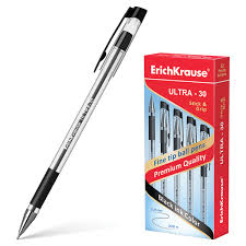Купить <b>Ручка шариковая</b> масляная с грипом <b>ERICH KRAUSE</b> ...