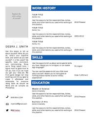 curriculum vitae sample doc writing tips and resume template basic it