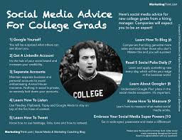 social media advice for college grads x png