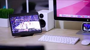 Lamicall <b>Adjustable Tablet Stand Holder</b> (Black) - YouTube