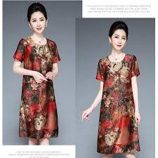 <b>Silk</b> dress female 100% <b>mulberry silk Hangzhou silk</b> women's loose ...