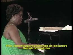 <b>Sarah Vaughan</b> - Misty (Live from Sweden) Mercury Records 1964 ...