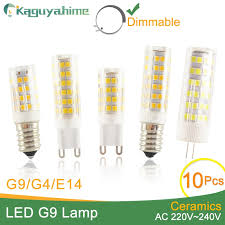 <b>Led</b> Light Bulbs <b>G4</b> Base Low Voltage 12V AC/DC 3W/30W Halogen ...