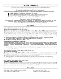 resume retail buyer
