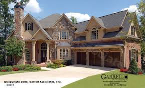Laurel Haven House Plan   House Plans by Garrell Associates  Inc Laurel Haven   French Country House Plans  Luxury House Plans