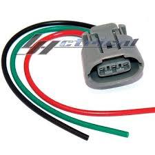 toyota alternator wiring harness toyota image alternator repair plug harness 4 wire pigtail connector for toyota on toyota alternator wiring harness