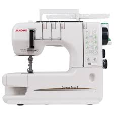 Стоит ли покупать Распошивальная машина <b>Janome Cover Pro</b> II ...
