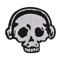 <b>Punk Skull Patches</b>