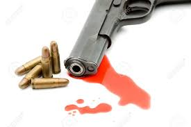 Image result for images of gun murder