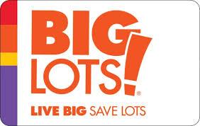 Buy Big Lots eGift Card   GiftCardMall.com