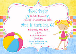 swim party invitations net swim party invitations angelagiese party invitations