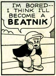 Image result for beatnik girls betty and wilma