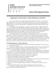 federal job resume template federal resume resume usa resume federal government resume