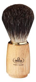 Купить <b>помазок для бритья Щетина</b> барсука 11,1см 6150 Omega ...
