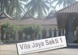 Penginapan dan Villa di Pantai Rancabuaya