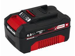 <b>Аккумулятор Einhell</b> Power X-Change 18 V / <b>4.0 Ah</b> купить по цене ...