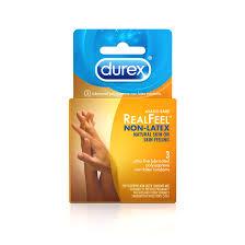 <b>Durex Real Feel</b> Avanti Bare Polyisoprene Non-Latex Condoms ...
