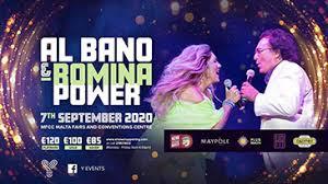 <b>AL BANO</b> AND <b>ROMINA POWER</b> IN CONCERT - Visitmalta - The ...