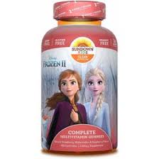 Sundown Naturals Kids <b>Complete Multivitamin Gummies</b>, <b>Disney</b> ...