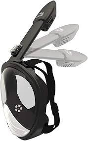 <b>Full Face Snorkel Mask</b> - Diving Set Tube Anti-Fog Anti-Leak Design ...