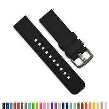 GadgetWraps 22mm Silicone Watch Band - 22mm ... - Amazon.com