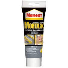 <b>Клей</b> Henkel <b>МОМЕНТ Монтаж Суперсильный</b> (1192821) - цена ...