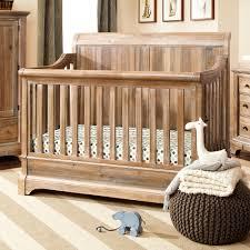 bertini pembrooke 4 in 1 convertible crib natural rustic baby nursery rockers rustic
