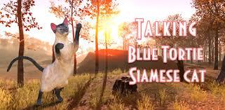 Talking Blue <b>Siamese Cat</b> - Apps on Google Play