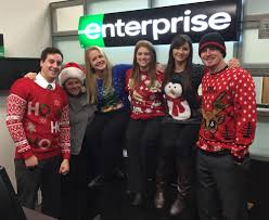 happy national ugly sweater d enterprise office photo glassdoor happy national ugly sweater day enterprise louisville ky