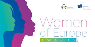 <b>Women</b> of <b>Europe</b> Awards | <b>2019</b> | EMI