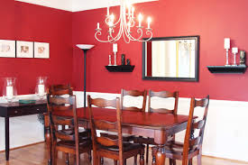 Red Dining Room Sets Red Dining Room Ideas Modern Home Interior Design